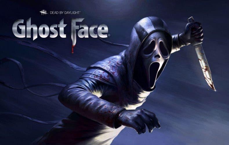 Ya disponible Ghost Face, el nuevo asesino de Dead by Daylight, en Xbox One 1