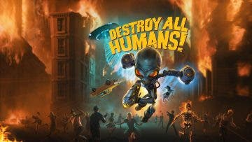 Confirmado el remake de Destroy All Humans! 7