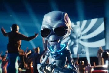 Primer gameplay del remake de Destroy All Humans! desde el E3 2019