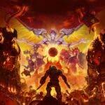 Así es la portada y la edición coleccionista de DOOM Eternal 3