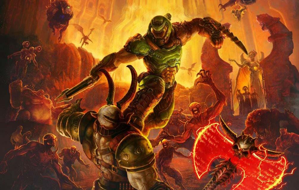 Desciende al infierno gracias al nuevo tema de la banda sonora de DOOM Eternal 3