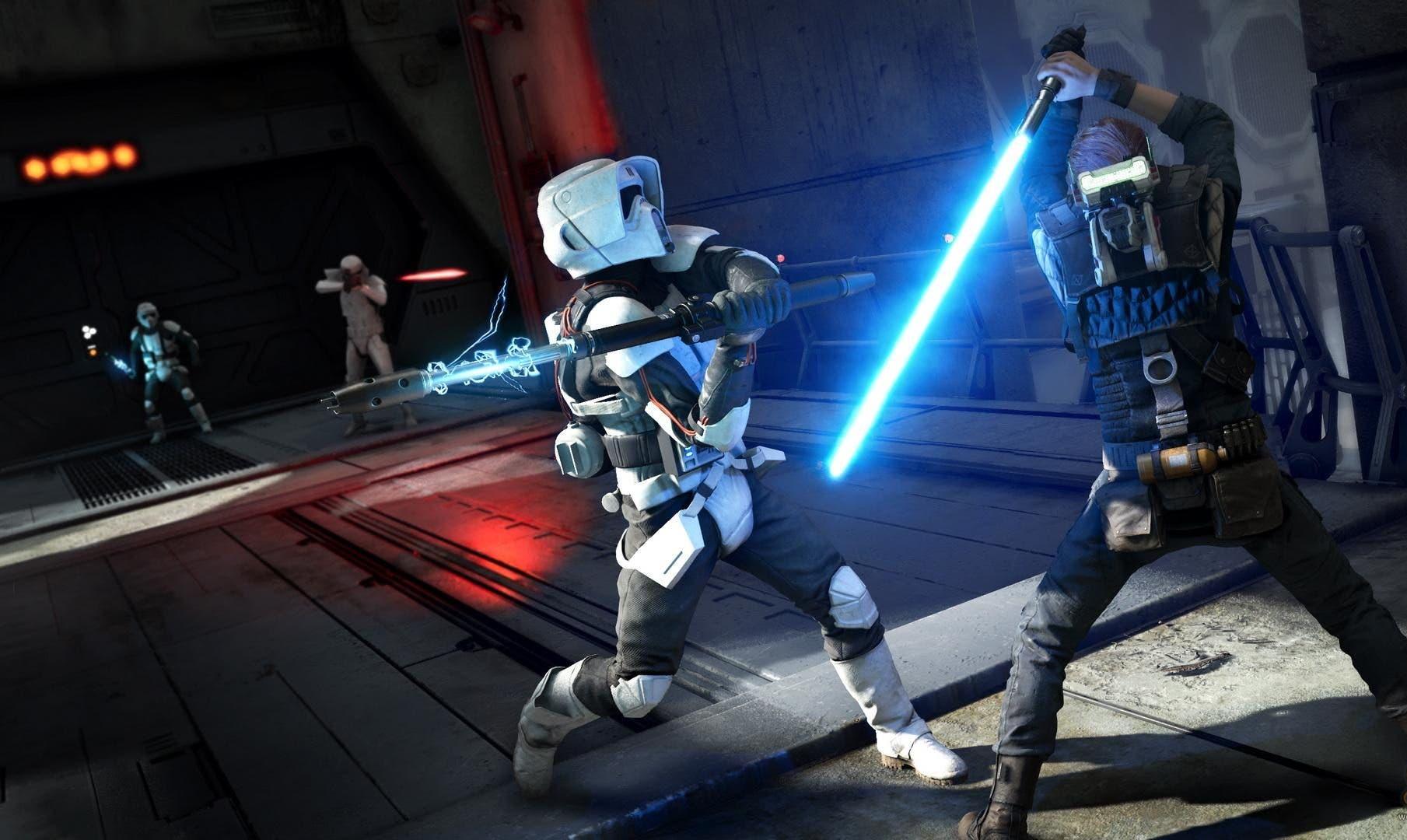 Star Wars Jedi: Fallen Order ofrecería secuencias aterradoras