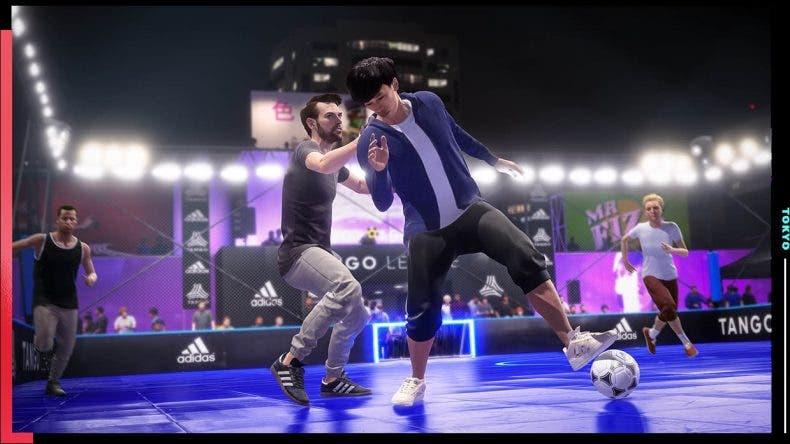 FIFA Street vuelve gracias al modo Volta de FIFA 20 1