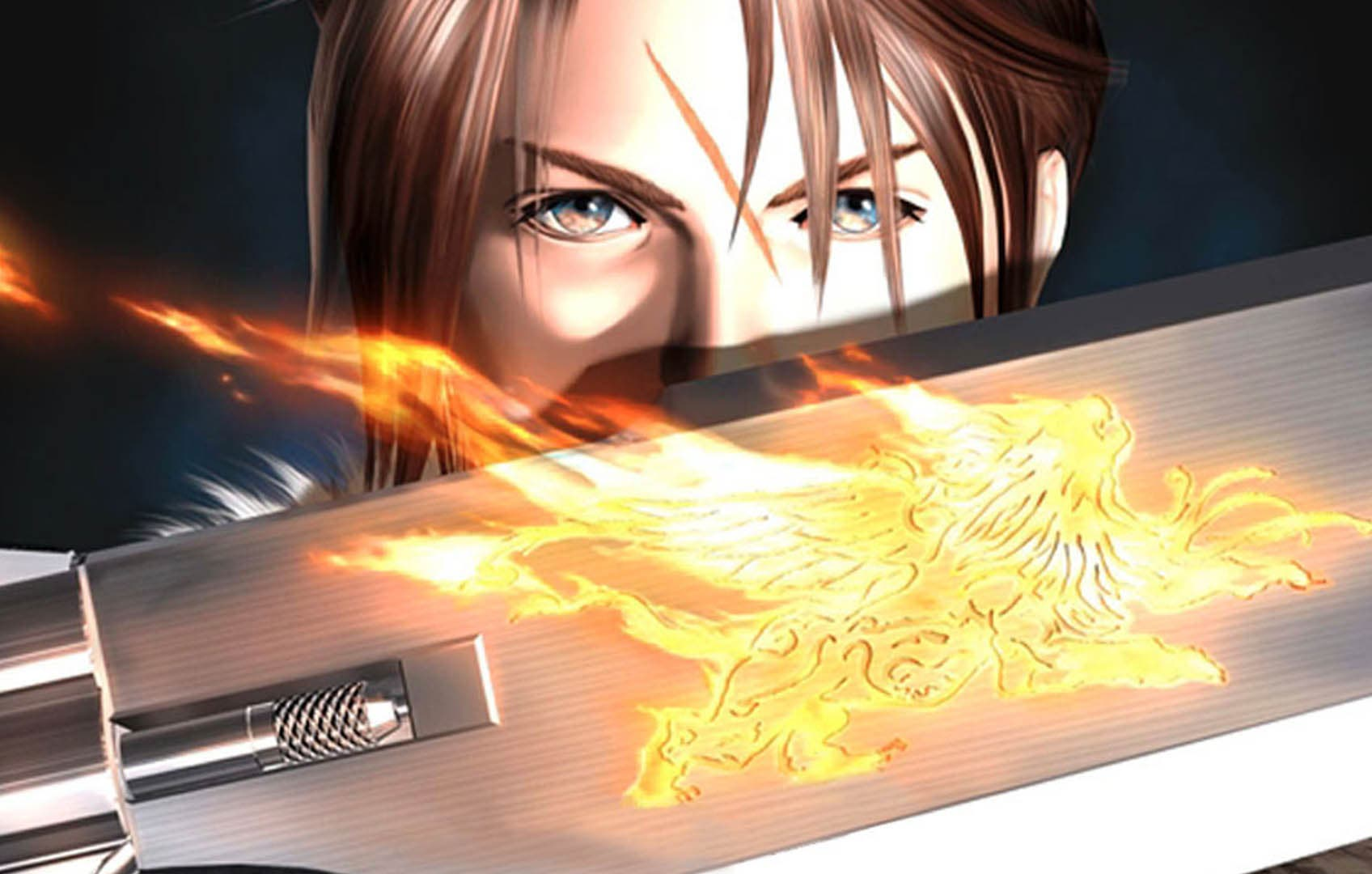 final fantasy viii: remastered