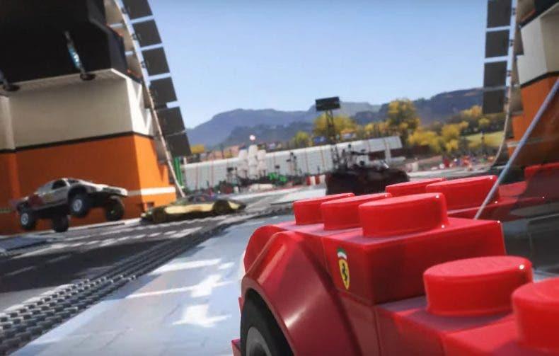 Presentada la expansión LEGO Speed Champions para Forza Horizon 4 en el E3 2019 1