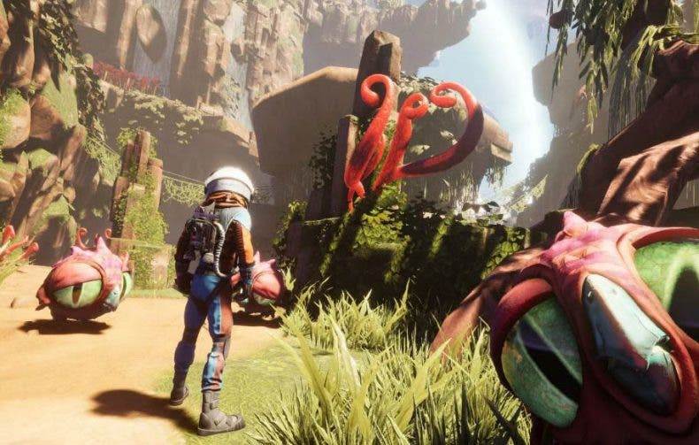 Journey to the Savage Planet presenta un tráiler gameplay en el E3 2019 1