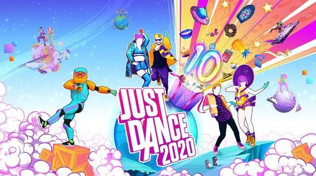 Just Dance 2020 celebra sus 10 años con Ubisoft con fecha aproximada 1