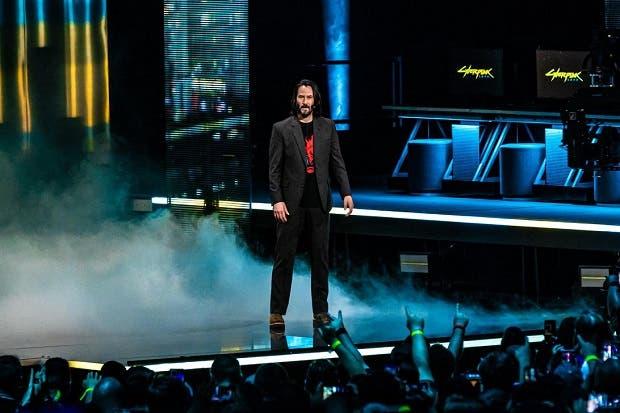 A Microsoft le costó guardar el secreto de Keanu Reeves y Cyberpunk 2077 1