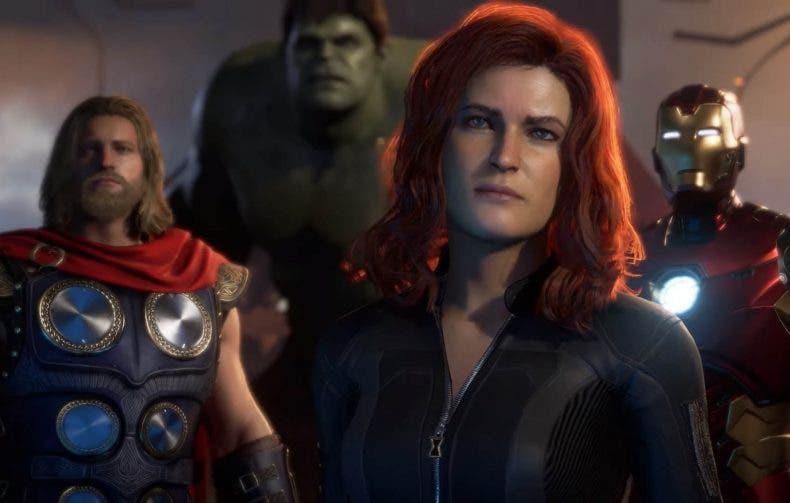 gameplay de Marvel's Avengers desde el E3 2019