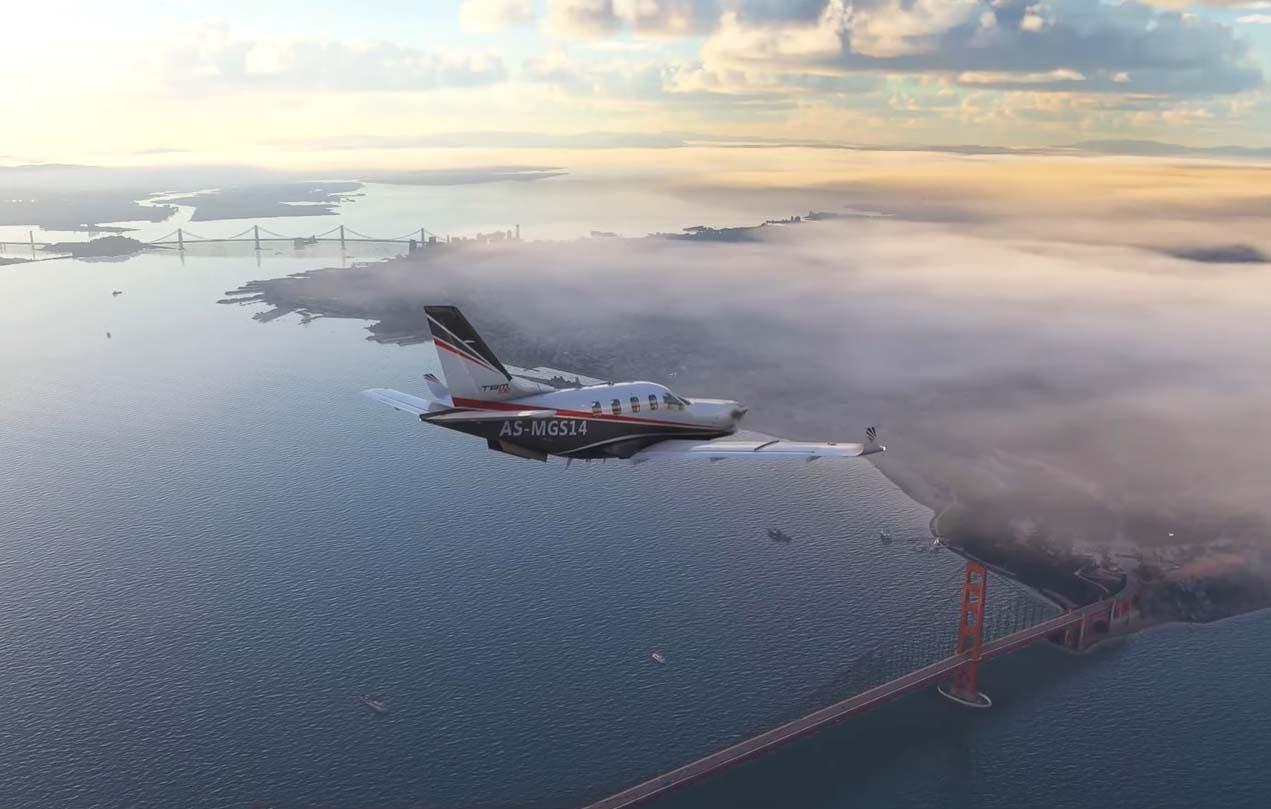 La Realidad Virtual es una de las prioridades en el desarrollo de Microsoft Flight Simulator