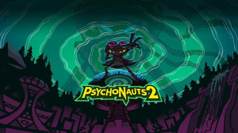 Extenso gameplay de Psychonauts 2 junto con Jack Black y Tim Schafer desde el E3 2019 1