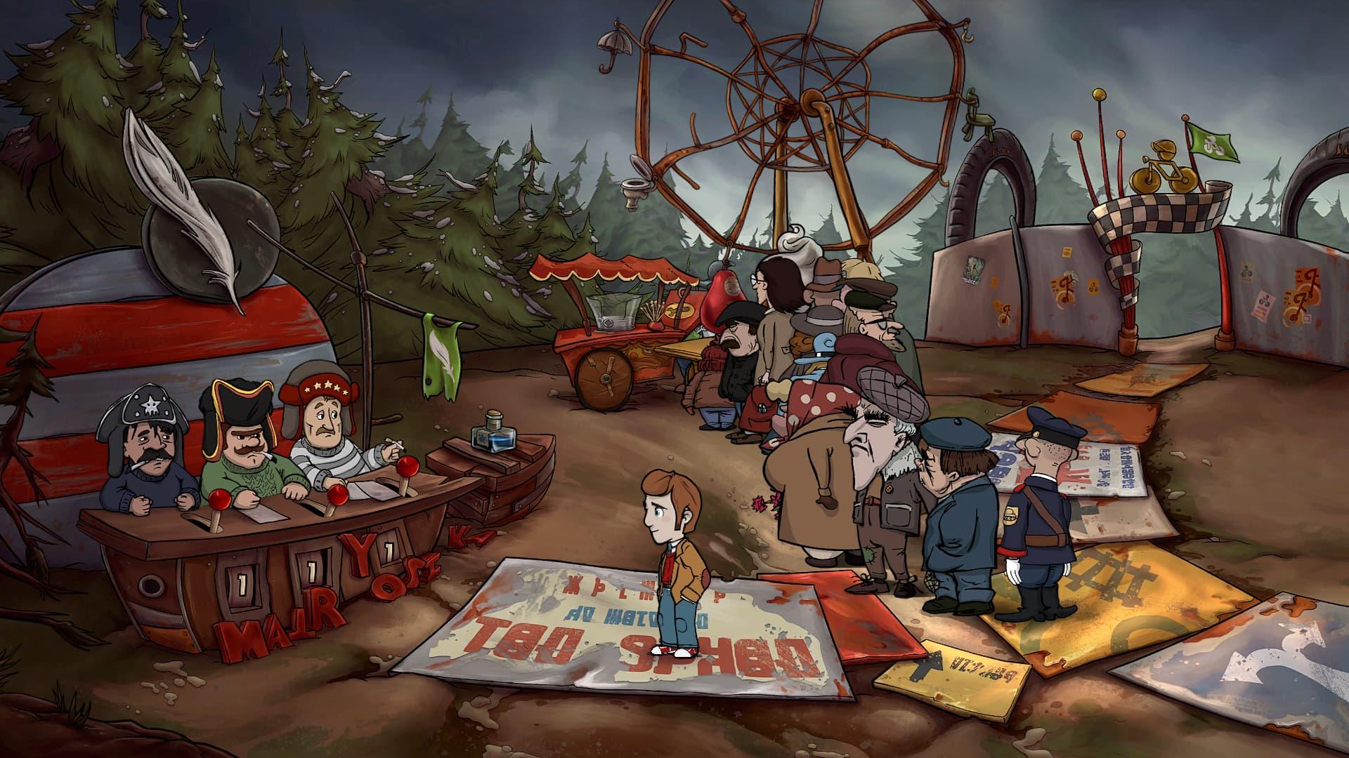 Análisis de Irony Curtain: From Matryoshka with Love - Xbox One 2