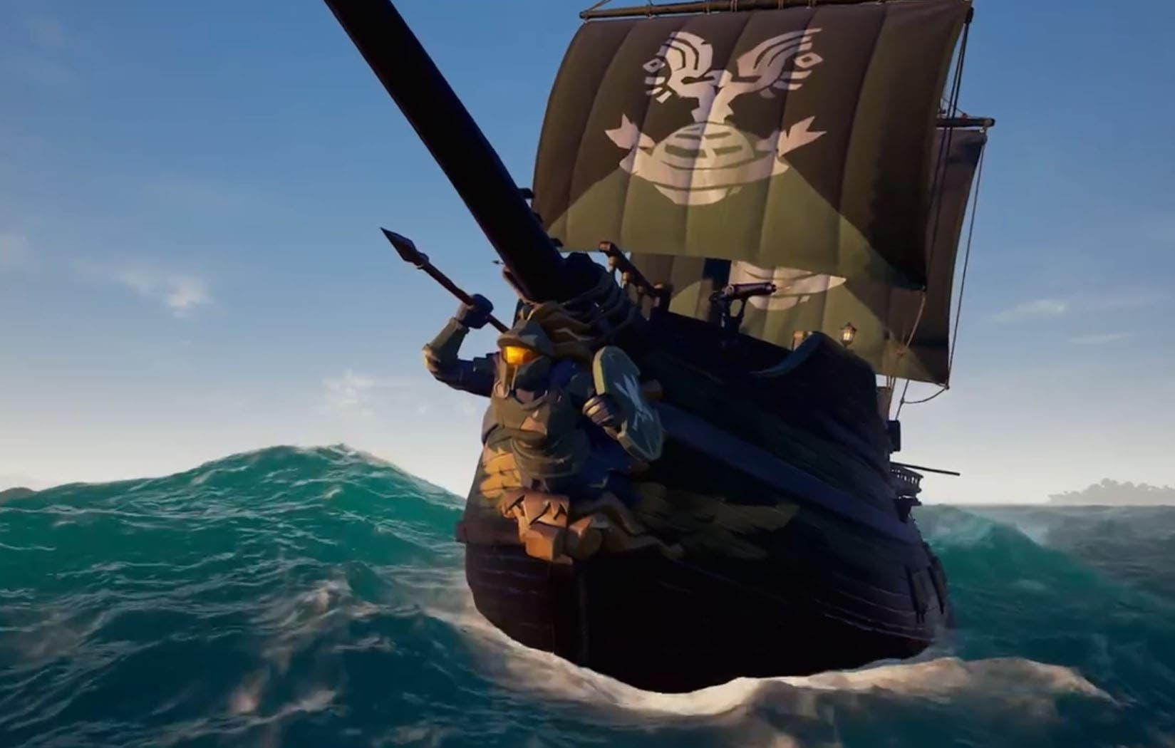 Sea of Thieves anticipa la llegada de actualizaciones por temporadas con Plunder Pass 1