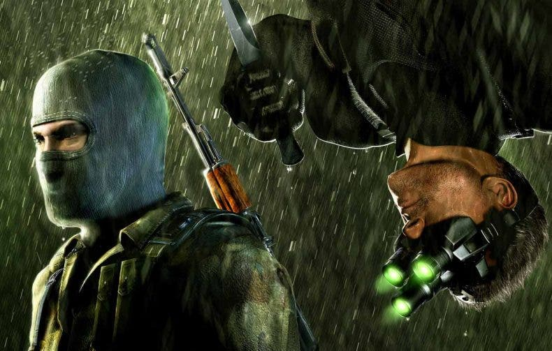 Así mejora Xbox One X al retrocompatible Splinter Cell Chaos Theory 1