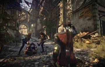 The Witcher 3 muestra cómo se rodaron sus escenas más recordadas 8