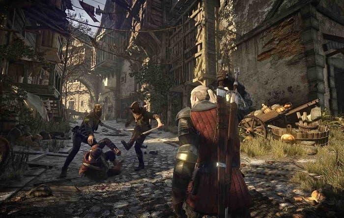 The Witcher 3 muestra cómo se rodaron sus escenas más recordadas 1
