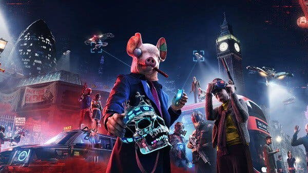 Así son los primeros 14 minutos de Watch Dogs Legion 2
