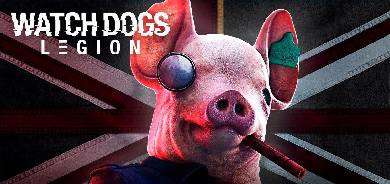 Lo que sabemos de Watch Dogs Legion tras el E3 2019 3