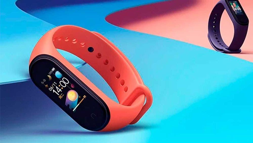 Consigue la nueva Xiaomi Mi Band 4 de oferta con nuestro cupón de descuento 2