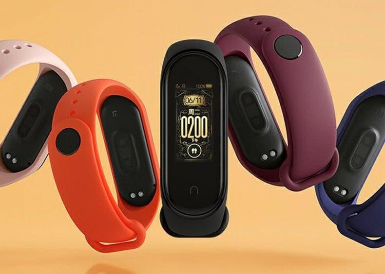 Consigue la nueva Xiaomi Mi Band 4 de oferta con nuestro cupón de descuento 1