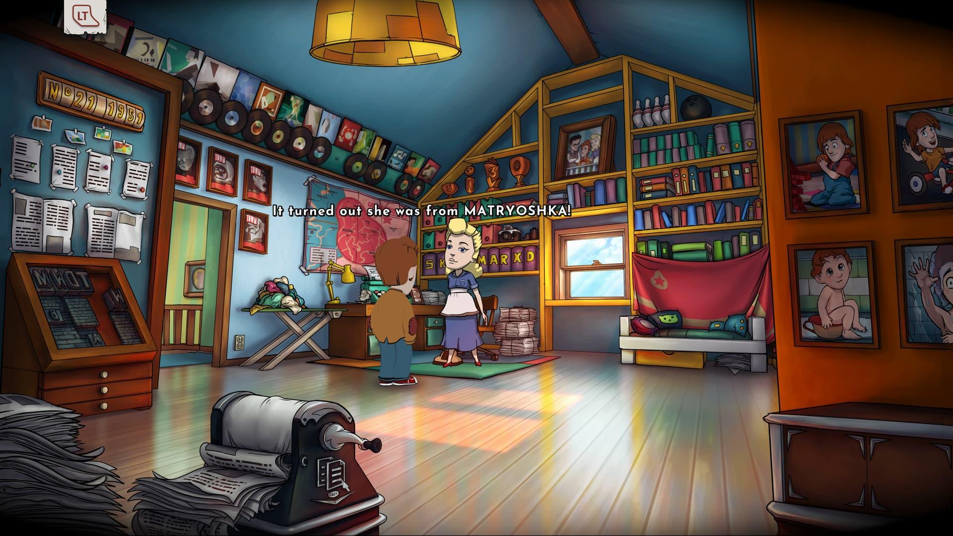Análisis de Irony Curtain: From Matryoshka with Love - Xbox One 1