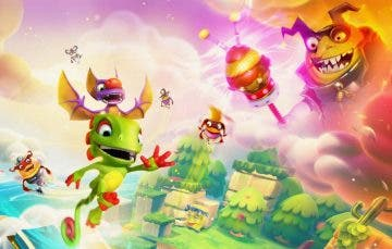 Yooka-Laylee and the Impossible Lair llegará a Xbox One este mismo año 5