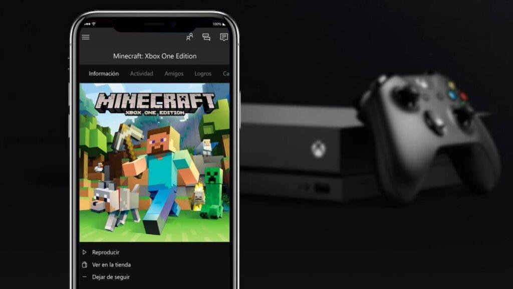 La aplicación para móviles de Xbox se actualiza 2