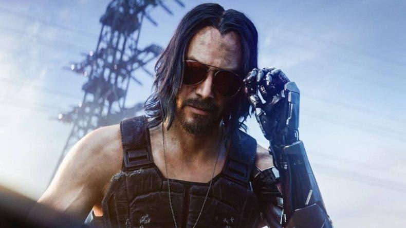 Refused será el grupo de Keanu Reeves en Cyberpunk 2077 1