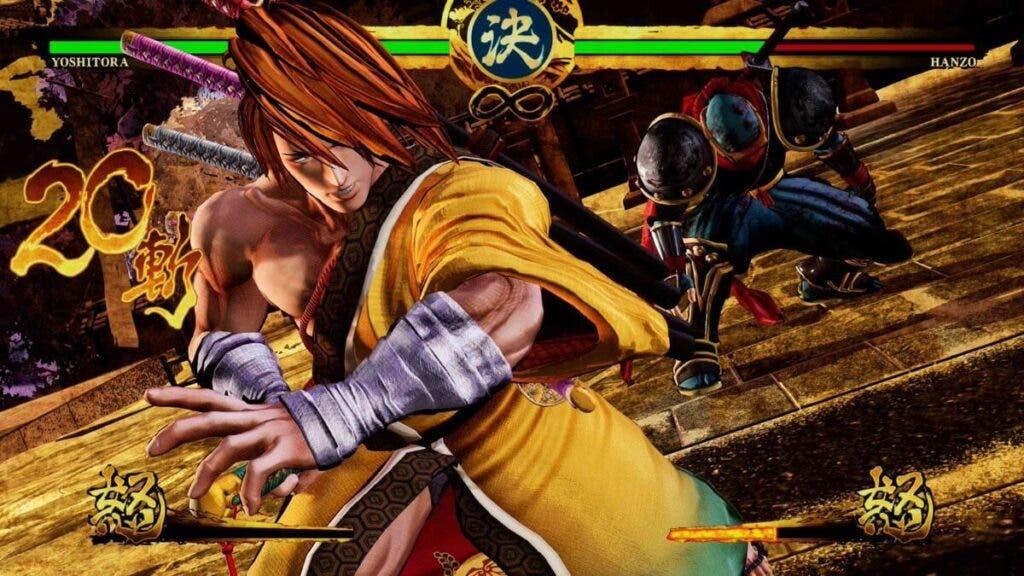 Análisis Samurai Shodown - Xbox One 2