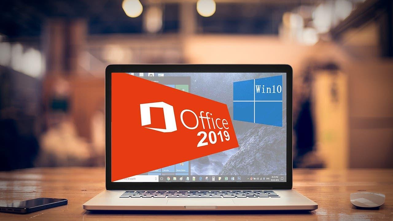 Descuentos en claves de Windows 10, Office 2016 y 2019 2