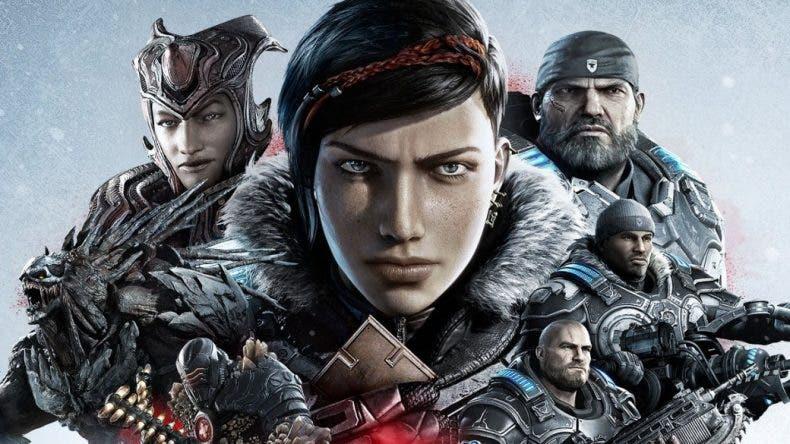 La saga Gears of War estará muy presente en la Comic-Con 1