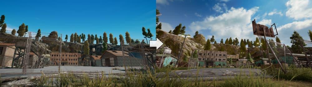 Erangel, el mapa de PUBG, ha recibido grandes cambios en la última actualización 6