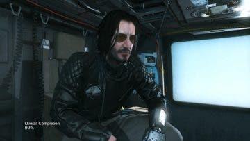 ¿Jugar a Metal Gear Solid V con Keanu Reeves? Es posible 1