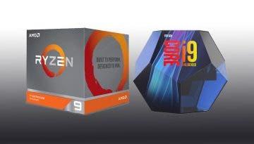 Comparativa de rendimiento de los procesadores más potentes, i9 9900K y Ryzen 9 3900X 15