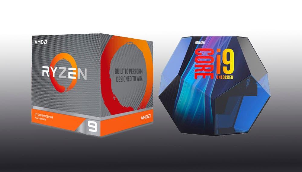 La EEC lista la tercera generación de procesadores Ryzen de AMD