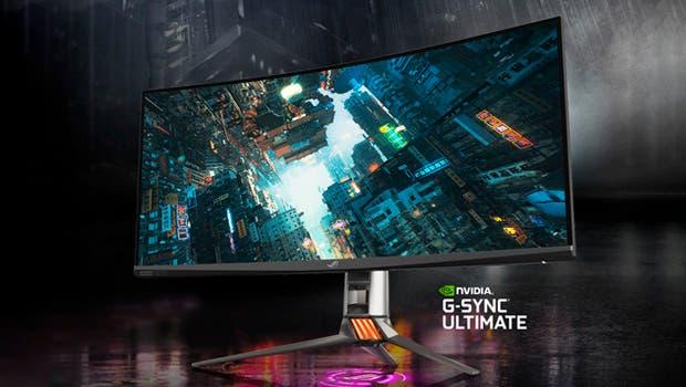 Descubre el ASUS ROG Swift PG35VQ, 1440p 200Hz y HDR1000 que ya está disponible en España 1