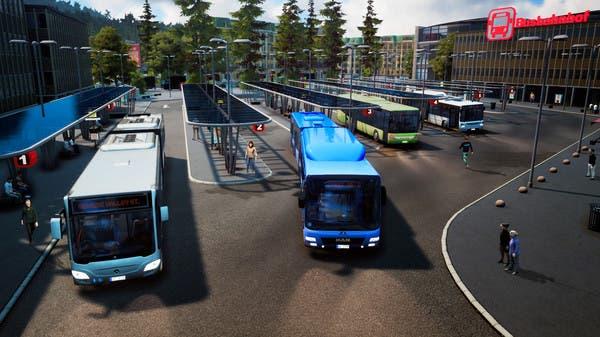 Bus Simulator 18 recibe dos nuevos distritos en forma de expansión 1