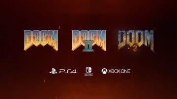 Los primeros tres DOOM llegan por sorpresa a Xbox One 5