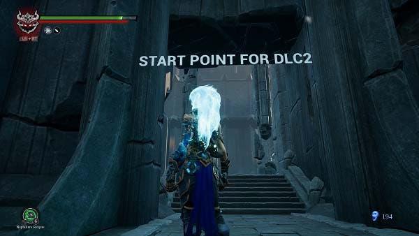 Se publica por error el segundo DLC de Darksiders III antes de su lanzamiento y sin terminar