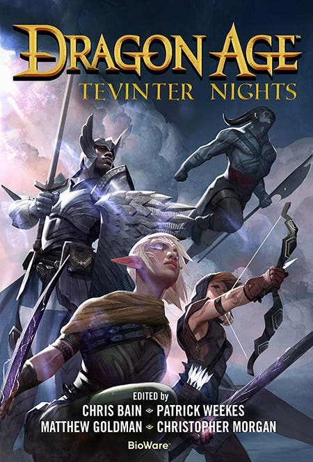 Una novela podría servir para presentar a los protagonistas de Dragon Age 4