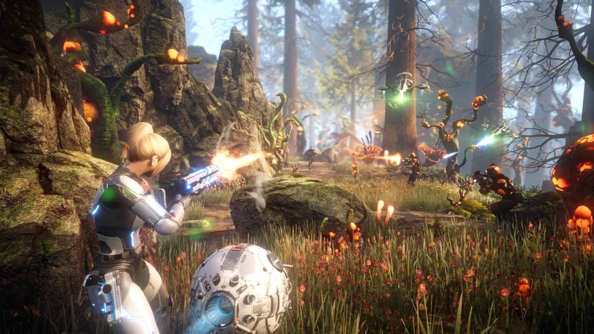 El RPG estilo Mass Effect, Everreach: Project Eden muestra nuevo gameplay 12