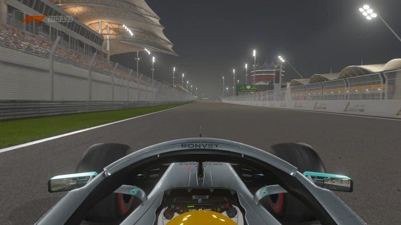 F1 2019 se actualiza para dar soporte al DLSS de Nvidia y al Fidelity FX de AMD 1