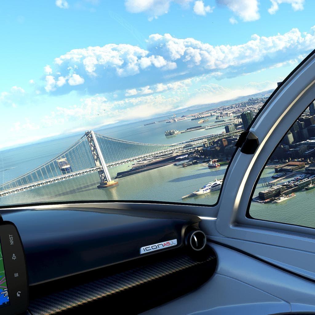 Microsoft Flight Simulator abre el periodo de registro de su Insider Program 2