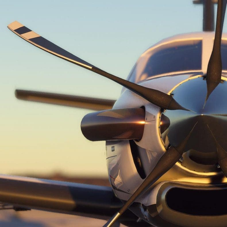 Microsoft Flight Simulator se luce en nuevas imágenes 1