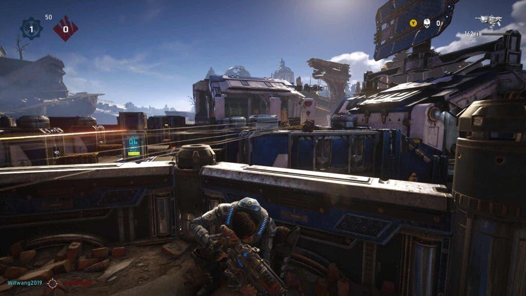 Impresiones de Gears 5, aire fresco en un multijugador con intención de innovar 1