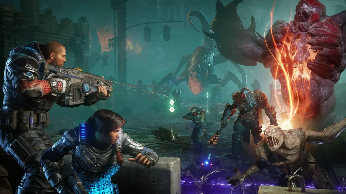 La intensidad del modo Horda de Gears 5 protagonista del Inside Xbox