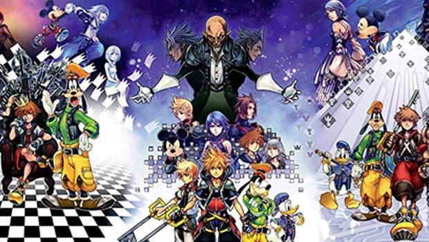 Kingdom Hearts: The Story So Far listado para Xbox One en Amazon 1