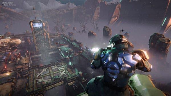 El primer DLC de Phoenix Point te permite cambiar tus soldados por cyborgs 2