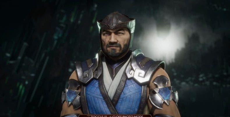 Ya disponible la variante de Sub-Zero sin máscara en Mortal Kombat 11 1