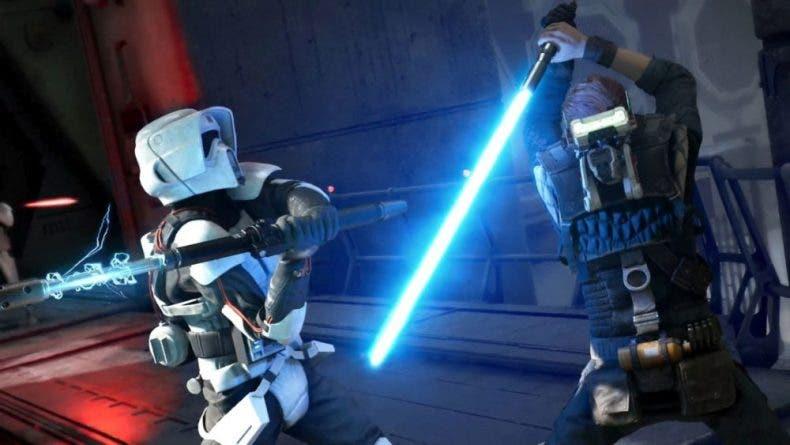 ¿Es posible pasarse Star Wars Jedi: Fallen Orden sin utilizar el sable láser? 1